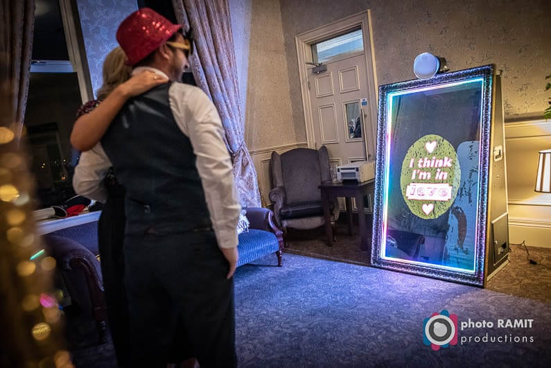 Events | Photo RAMIT Productions - Magic Mirror Photo Booth