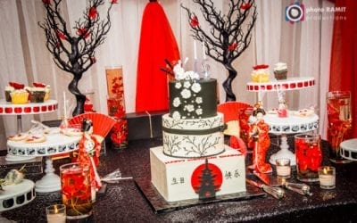 Sharon's Japanese Themed Quinceañera: Clemmons, NC